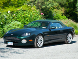 Aston Martin DB7 Vantage Volante US-spec (1999–2003) wallpapers