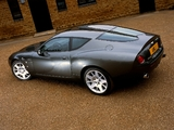 Aston Martin DB7 Zagato (2002–2003) photos