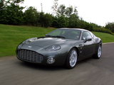 Aston Martin DB7 Zagato (2002–2003) wallpapers