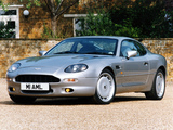 Aston Martin DB7 (1994–2003) pictures