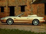 Aston Martin DB7 Volante (1996–1999) wallpapers