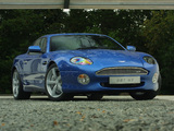Aston Martin DB7 GT (2003–2004) pictures