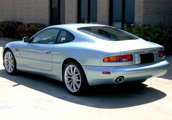 Images Of Aston Martin Db7 Vantage Us Spec 19992003