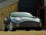 Images of Aston Martin DB7 Zagato (2002–2003)