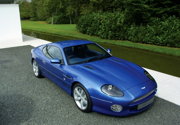 Images Of Aston Martin Db7 Gt 20032004