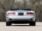 Photos of Aston Martin DB7 Volante North America 1996–99