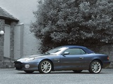 Photos of Aston Martin DB7 Vantage Volante (1999–2003)