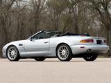Pictures of Aston Martin DB7 Volante North America 1996–99