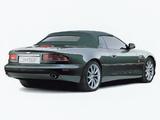 Pictures of Aston Martin DB7 Vantage Volante US-spec (1999–2003)
