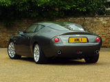 Pictures of Aston Martin DB7 Zagato (2002–2003)