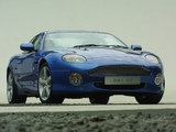 Pictures of Aston Martin DB7 GT (2003–2004)