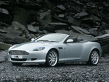 Aston Martin DB9 Volante (2004–2008) images