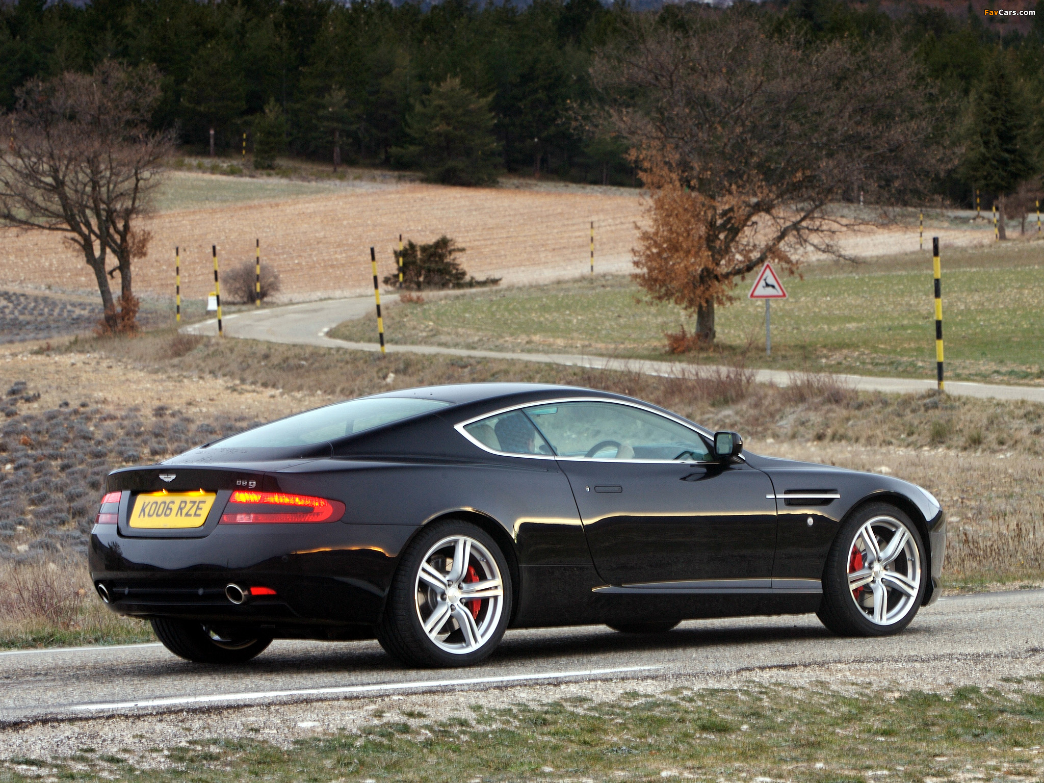 Aston Martin Db9 Sports Pack 2006 2008 Wallpapers