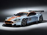 Aston Martin DBR9 Gulf Oil Livery (2008) images