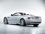 Aston Martin DB9 Volante (2008–2010) photos