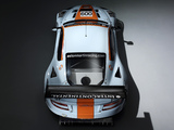 Aston Martin DBR9 Gulf Oil Livery (2008) wallpapers