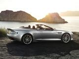 Aston Martin DB9 Volante UK-spec (2012) images