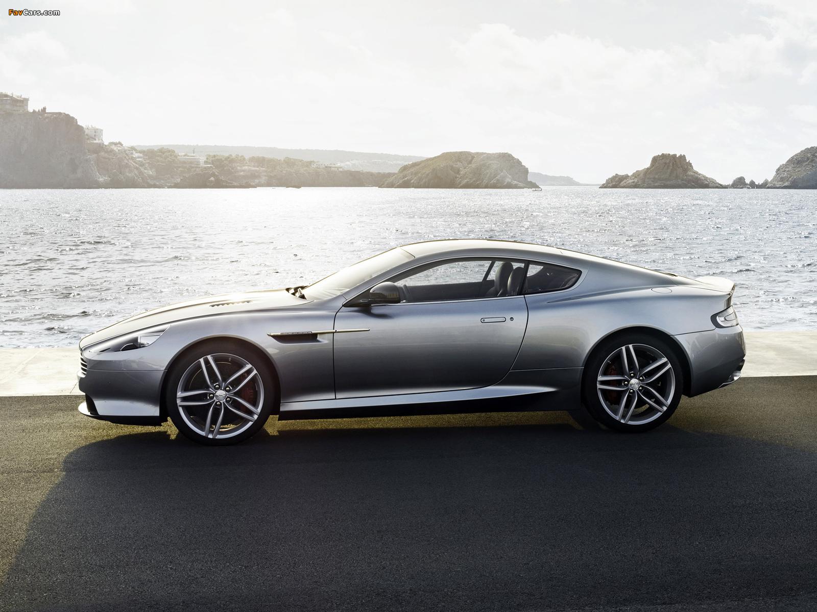 Aston Martin DB9 2012 photos