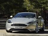 Aston Martin DB9 (2012) photos
