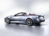 Aston Martin DB9 Volante UK-spec (2012) pictures