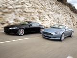 Aston Martin DB9 photos