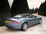 Images of Aston Martin DB9 Volante (2004–2008)
