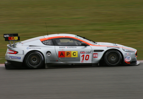 Images Of Aston Martin Dbr9 20052006