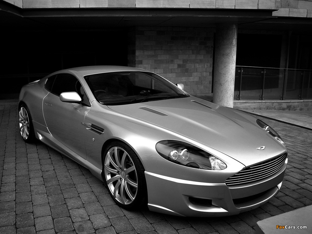Images Of Project Kahn Aston Martin DB - 2006 aston martin db9