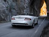 Images of Aston Martin DB9 Volante (2008–2010)