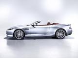 Images of Aston Martin DB9 Volante UK-spec (2012)