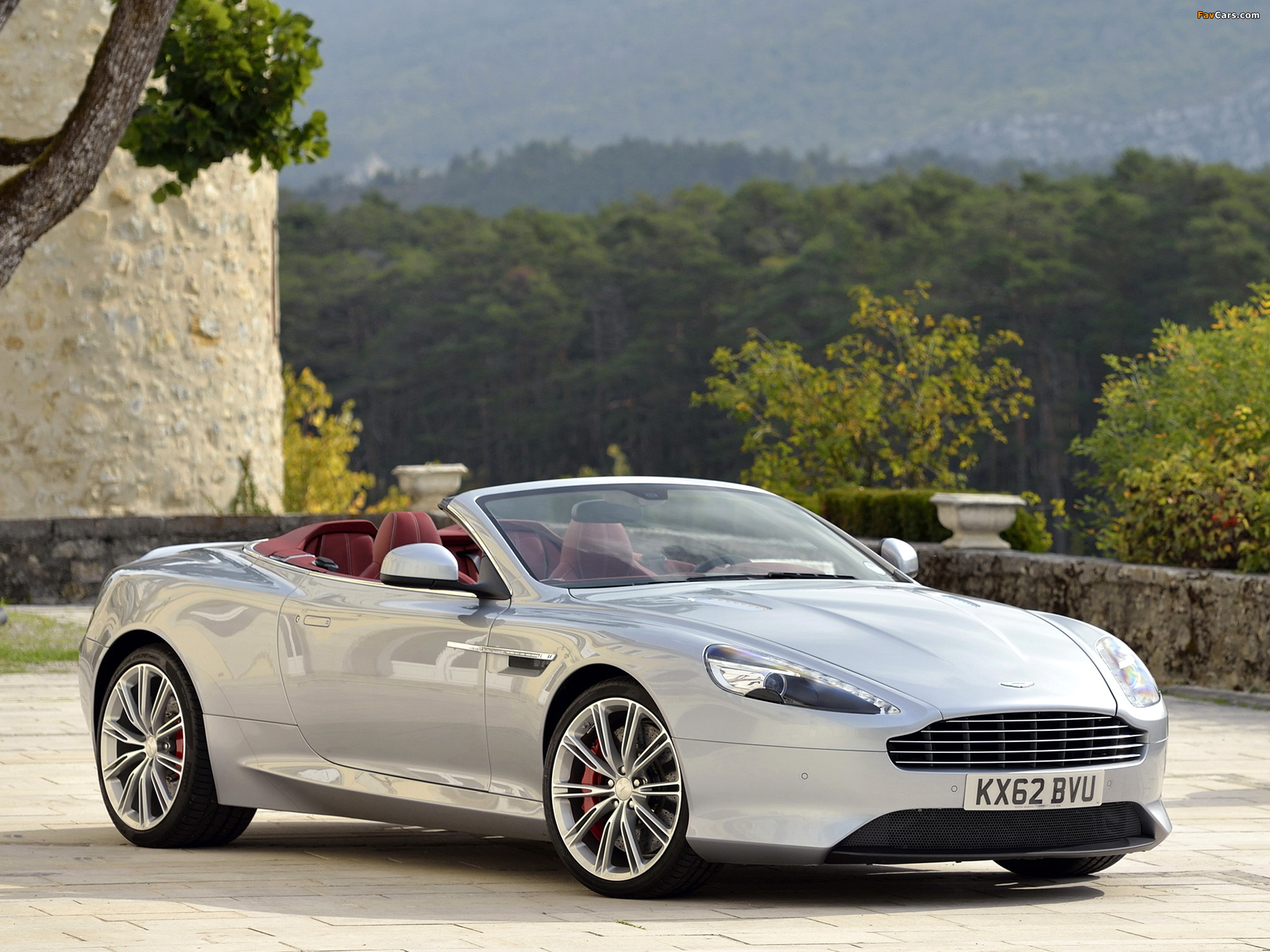 Images Of Aston Martin Db9 Volante 2012 2048x1536