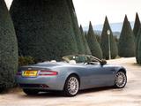 Photos of Aston Martin DB9 Volante (2004–2008)
