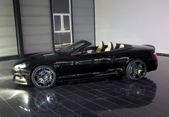 Photos Of Mansory Aston Martin Db9 Volante 2008