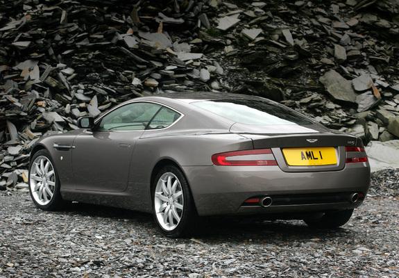 Photos Of Aston Martin DB - 2004 aston martin db9