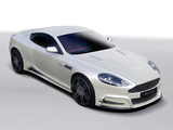 Pictures of Mansory Aston Martin DB9 (2004)