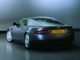 Pictures of Aston Martin DB9 (2004–2008)