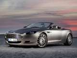 Pictures of Aston Martin DB9 Volante (2008–2010)