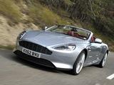 Pictures of Aston Martin DB9 Volante (2012)