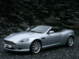 Aston Martin DB9 Volante (2004–2008) wallpapers