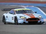 Aston Martin DBR9 Gulf Oil Livery (2008) wallpapers