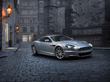 Aston Martin DBS (2008–2012) photos