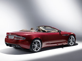 Aston Martin DBS Volante (2009–2012) images