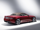 Aston Martin DBS Volante (2009–2012) pictures