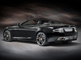 Aston Martin DBS Volante Carbon Edition (2011) pictures