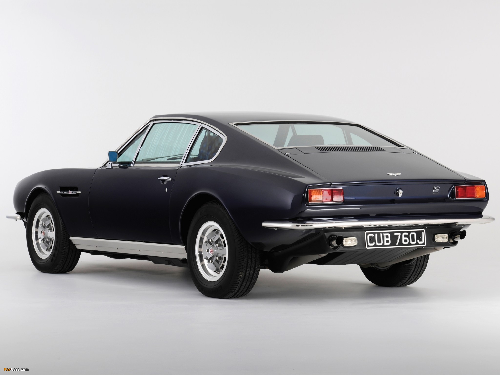 Martin DBS V8 (1970–1972) pictures