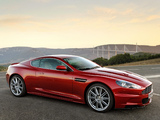 Images of Aston Martin DBS (2008–2012)
