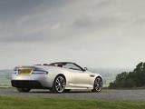 Photos of Aston Martin DBS Volante (2009–2012)