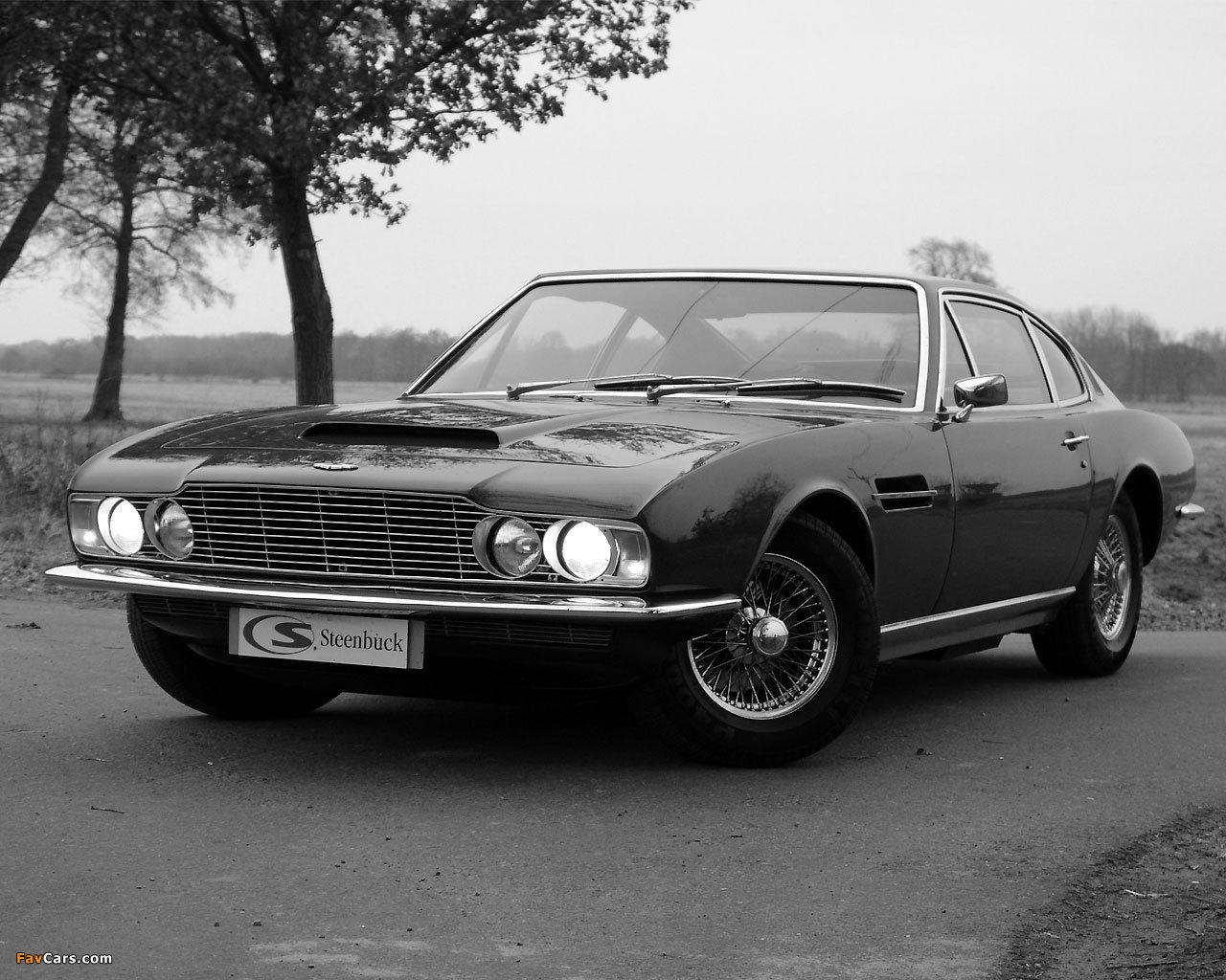 Photos Of Aston Martin Dbs Vantage 1967 1972 1280x1024