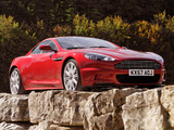 Pictures of Aston Martin DBS (2008–2012)