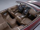 Pictures of Aston Martin DBS Volante (2009–2012)
